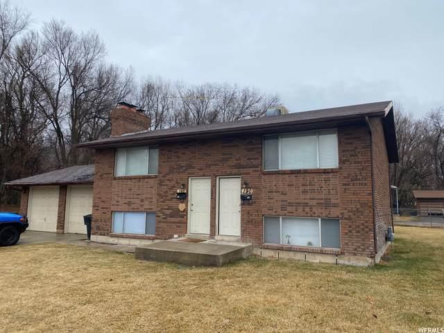 192 N 300 W, Springville, UT 84663 (#1727805) :: The Perry Group