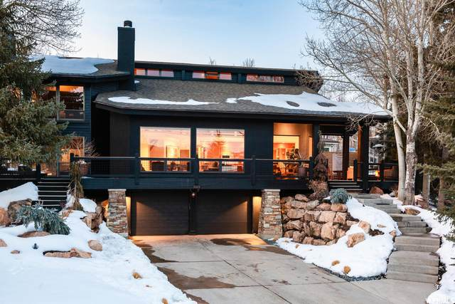 3065 Oak Rim Ln, Park City, UT 84060 (MLS #1727809) :: Summit Sotheby's International Realty