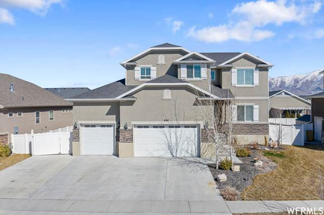 684 W Tribeca Way, Stansbury Park, UT 84074 (MLS #1727812) :: Lawson Real Estate Team - Engel & Völkers