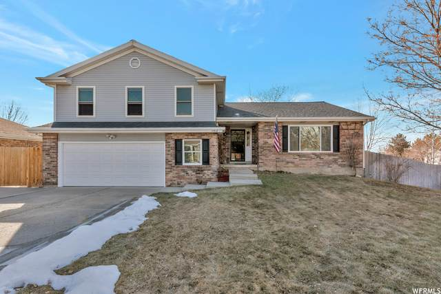 11412 S Autumn Hill Dr E, Sandy, UT 84094 (#1727813) :: Red Sign Team