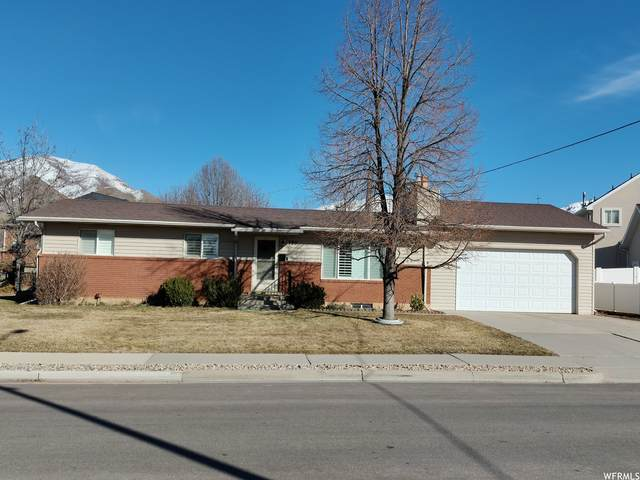 795 S 800 E, Springville, UT 84663 (#1727823) :: Red Sign Team