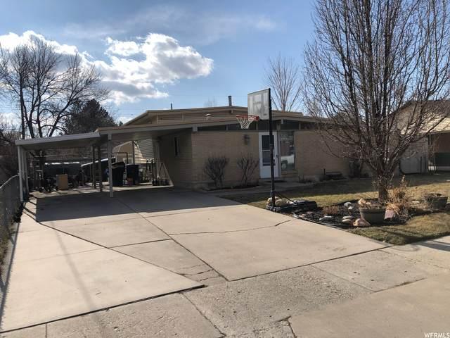 4692 S Green Valley Dr, Salt Lake City, UT 84107 (#1727827) :: C4 Real Estate Team