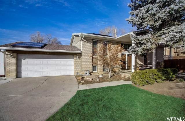 2145 E Howey Dr, Salt Lake City, UT 84121 (#1727834) :: Utah Best Real Estate Team | Century 21 Everest