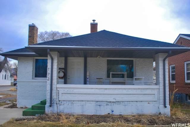 172 N 100 W, Tremonton, UT 84337 (#1727835) :: Livingstone Brokers