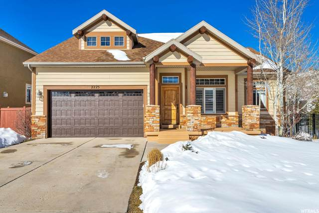 2225 E Village Crest Dr S, Draper (Ut Cnty), UT 84020 (MLS #1727836) :: Summit Sotheby's International Realty