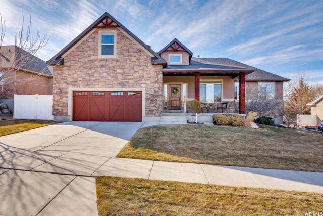 14448 S Russian Frost Dr, Herriman, UT 84096 (#1727844) :: Exit Realty Success