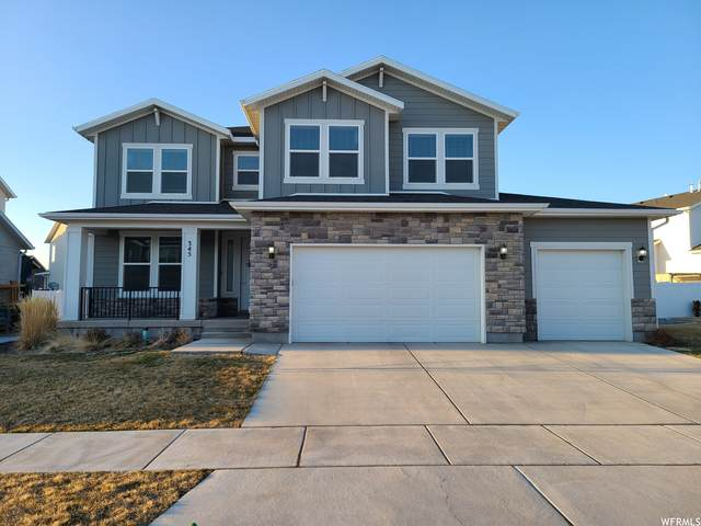 345 E 250 N, Vineyard, UT 84059 (MLS #1727847) :: Summit Sotheby's International Realty
