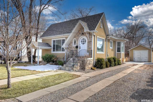 1698 E Atkin Ave S, Salt Lake City, UT 84106 (#1727848) :: The Lance Group