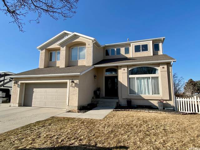 8702 S Deep Creek Cir W, West Jordan, UT 84081 (#1727852) :: Utah Best Real Estate Team | Century 21 Everest