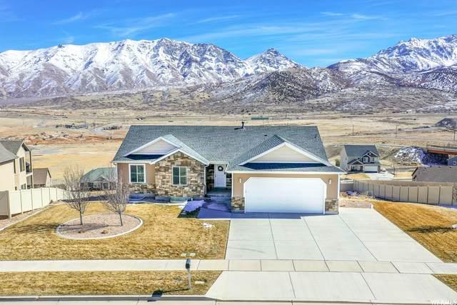 1341 Cedar Pass Dr, Santaquin, UT 84655 (MLS #1727871) :: Lawson Real Estate Team - Engel & Völkers