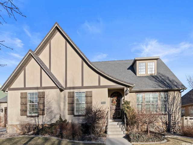 11507 S Harvest Rain Ave, South Jordan, UT 84009 (#1727894) :: Colemere Realty Associates