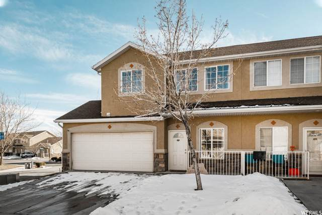 5573 W Tungsten Ct S, West Jordan, UT 84081 (#1727904) :: Big Key Real Estate