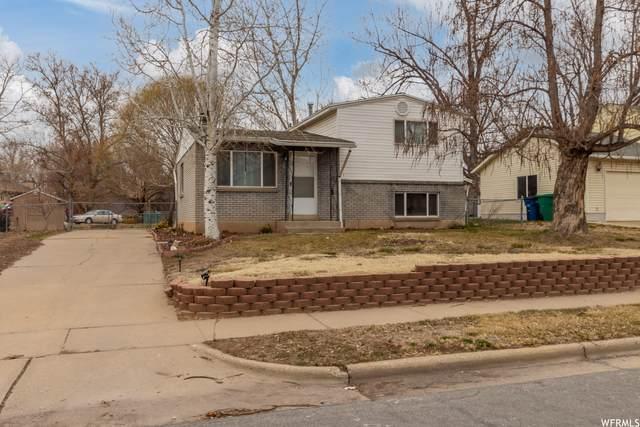 169 Cook Dr, Layton, UT 84041 (#1727905) :: Utah Dream Properties