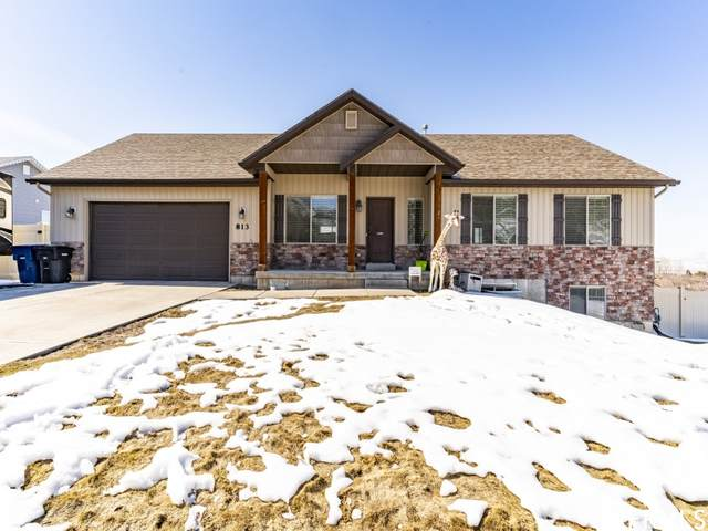 813 S 450 E, Providence, UT 84332 (MLS #1727907) :: Summit Sotheby's International Realty