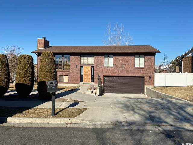 3807 S Pavant Dr W, West Valley City, UT 84120 (MLS #1727914) :: Summit Sotheby's International Realty