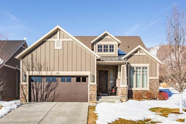 481 N 680 W, Midway, UT 84049 (#1727927) :: Gurr Real Estate