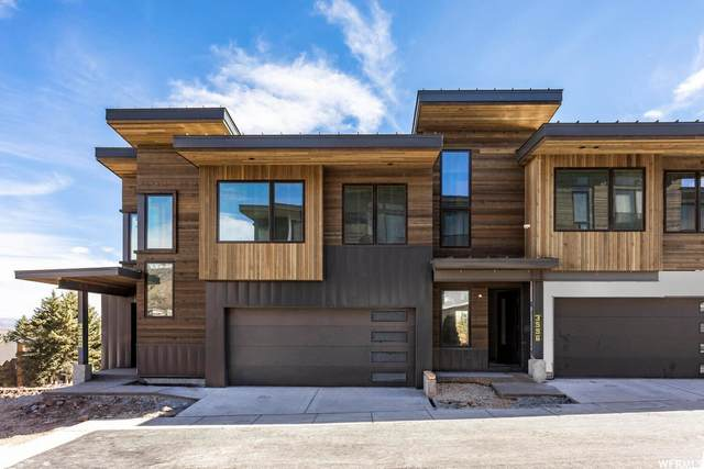 3478 Ridgeline Dr, Park City, UT 84060 (#1727934) :: Utah Dream Properties
