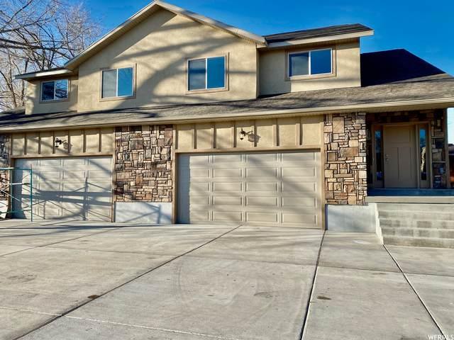 5672 S 1300 E, Salt Lake City, UT 84121 (#1727936) :: Colemere Realty Associates