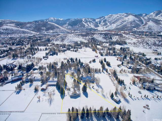 1194 Moray Ct #62, Park City, UT 84060 (#1727938) :: Pearson & Associates Real Estate
