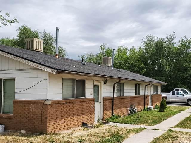1627 S 1000 W, Salt Lake City, UT 84104 (#1727946) :: Colemere Realty Associates