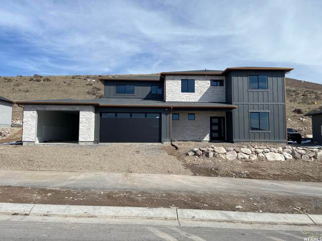 2385 E Patriot Dr, Eagle Mountain, UT 84005 (#1727970) :: C4 Real Estate Team