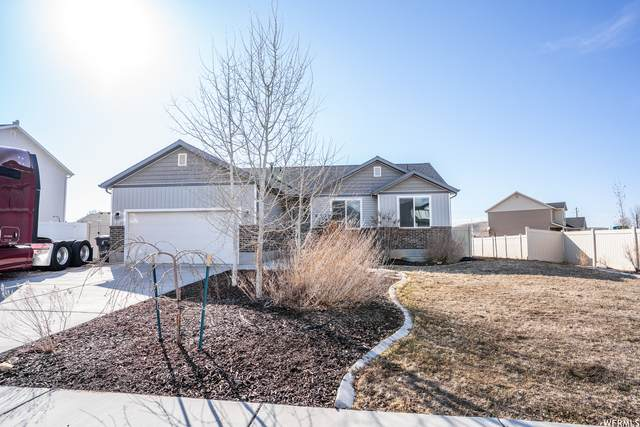 891 N 350 W, Santaquin, UT 84655 (MLS #1727974) :: Lawson Real Estate Team - Engel & Völkers