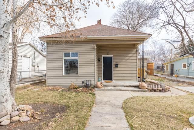 463 S Post St W, Salt Lake City, UT 84104 (#1727975) :: Utah Dream Properties