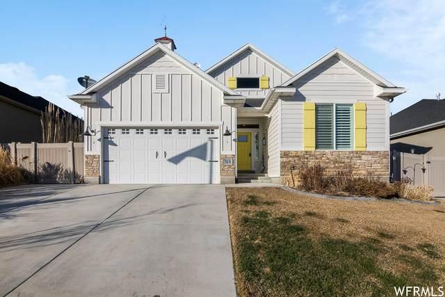 784 W Valley View Way #113, Lehi, UT 84043 (#1727988) :: Livingstone Brokers