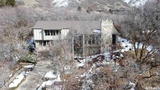 4888 S Ridgedale Dr, Ogden, UT 84403 (#1727992) :: Utah Dream Properties