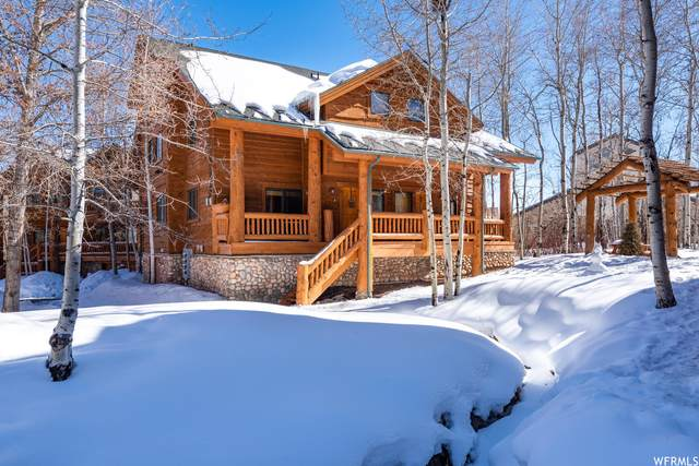 3933 N Timber Wolf Ln 6A, Park City, UT 84098 (#1727994) :: Utah Dream Properties