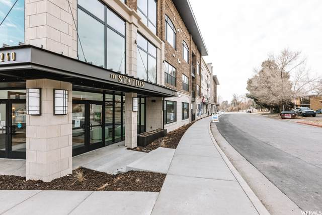 2240 E Laney Ave #311, Salt Lake City, UT 84117 (#1727998) :: Colemere Realty Associates