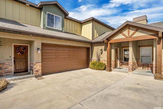 1461 E Tuscan Oak Way S, Sandy, UT 84092 (#1728000) :: Black Diamond Realty