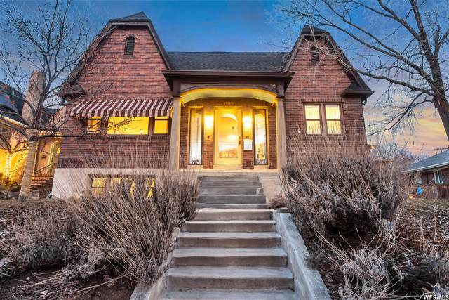 1595 S 1300 E, Salt Lake City, UT 84105 (#1728007) :: Utah Dream Properties