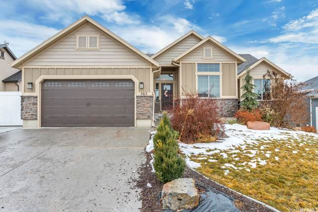 562 W Stone Way, Santaquin, UT 84655 (#1728010) :: The Lance Group
