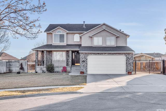 2885 W Lincoln Cv, South Jordan, UT 84095 (#1728011) :: Colemere Realty Associates
