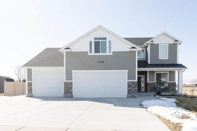 1268 W 2980 S, Nibley, UT 84321 (MLS #1728021) :: Summit Sotheby's International Realty
