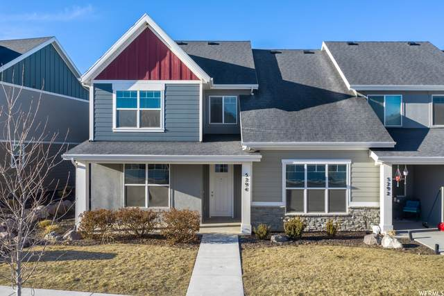 5294 W Miller Crossing Dr S #18, Herriman, UT 84096 (#1728025) :: Exit Realty Success