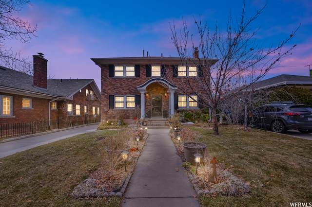 344 S 1300 E, Salt Lake City, UT 84102 (#1728027) :: Utah Dream Properties