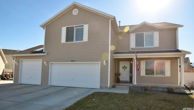 892 N Flint Cir, Tooele, UT 84074 (#1728028) :: Utah Dream Properties