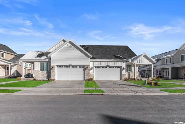 567 E Fashion Creek Ct S #07, Murray, UT 84107 (#1728038) :: Colemere Realty Associates