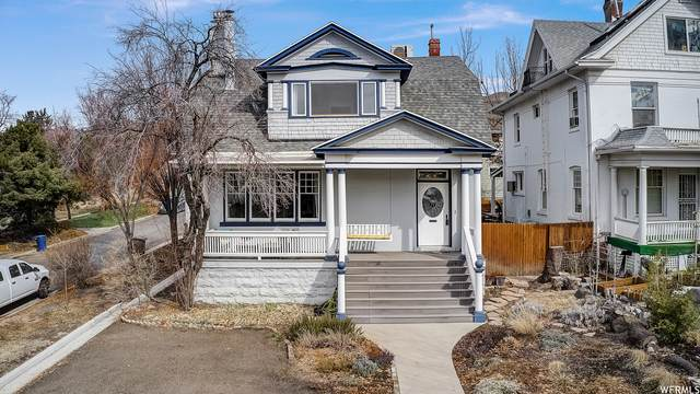 903 E 3RD Ave, Salt Lake City, UT 84103 (#1728039) :: Colemere Realty Associates