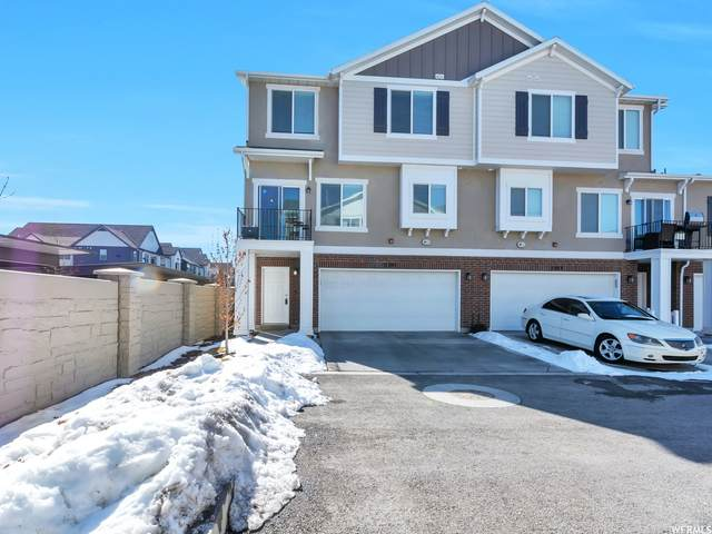 5381 W Tioga Pl T-248, Herriman, UT 84096 (#1728049) :: Exit Realty Success