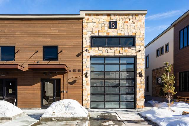 4554 Forestdale Dr B7, Park City, UT 84098 (MLS #1728074) :: High Country Properties