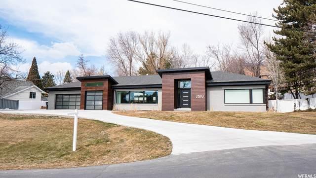 2819 E Sleepy Hollow Dr S, Holladay, UT 84117 (#1728085) :: Utah Dream Properties