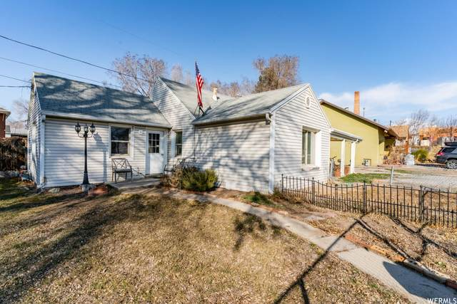 1017 E Mansfield Ave S, Salt Lake City, UT 84106 (#1728101) :: RE/MAX Equity