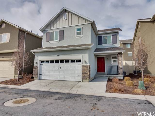 262 W Willow Creek Dr, Saratoga Springs, UT 84045 (MLS #1728102) :: Summit Sotheby's International Realty