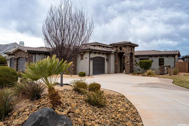 2501 E 3860 S, St. George, UT 84790 (#1728106) :: Black Diamond Realty