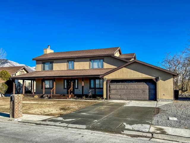 94 E Lakeview N, Stansbury Park, UT 84074 (#1728108) :: Black Diamond Realty