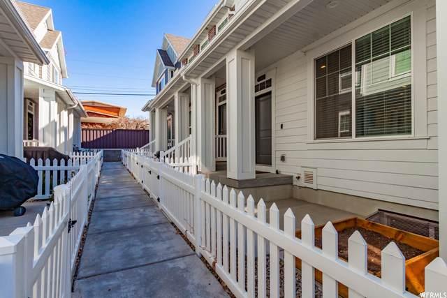 287 E Grace Ln, North Salt Lake, UT 84054 (#1728117) :: Utah Dream Properties