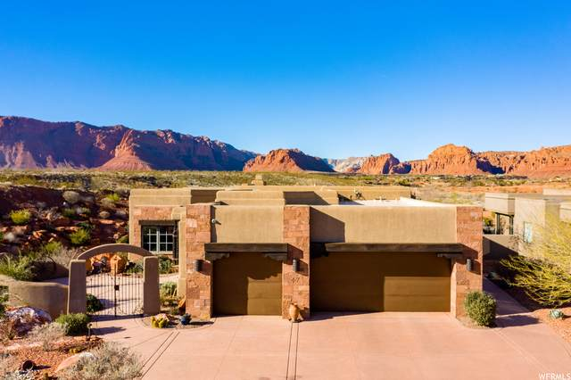2549 W Sinagua Trl #47, St. George, UT 84770 (#1728122) :: Black Diamond Realty